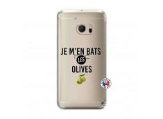 Coque HTC ONE M10 Je M En Bas Les Olives