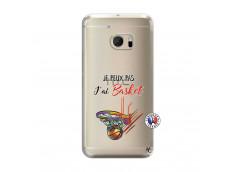 Coque HTC ONE M10 Je Peux Pas J Ai Basket