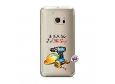Coque HTC ONE M10 Je Peux Pas J Ai Bricolage