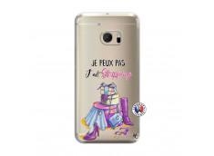 Coque HTC ONE M10 Je Peux Pas J Ai Shopping