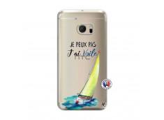 Coque HTC ONE M10 Je Peux Pas J Ai Voile
