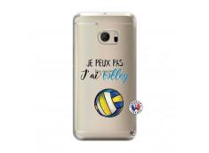 Coque HTC ONE M10 Je Peux Pas J Ai Volley
