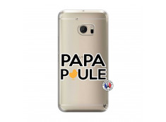 Coque HTC ONE M10 Papa Poule