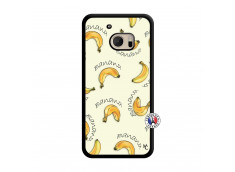 Coque HTC ONE M10 Sorbet Banana Split Translu