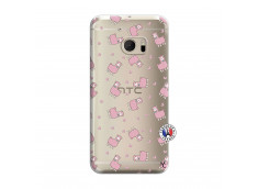 Coque HTC ONE M10 Petits Moutons