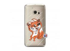 Coque HTC ONE M10 Fox Impact