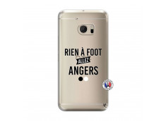 Coque HTC ONE M10 Rien A Foot Allez Angers