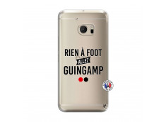 Coque HTC ONE M10 Rien A Foot Allez Guingamp