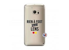 Coque HTC ONE M10 Rien A Foot Allez Lens