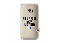 Coque HTC ONE M10 Rien A Foot Allez Madrid
