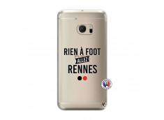 Coque HTC ONE M10 Rien A Foot Allez Rennes