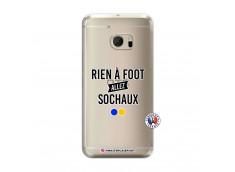 Coque HTC ONE M10 Rien A Foot Allez Sochaux