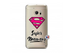 Coque HTC ONE M10 Super Maman