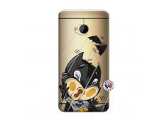 Coque HTC ONE M7 Bat Impact