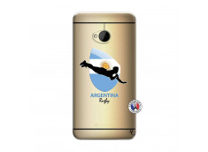 Coque HTC ONE M7 Coupe du Monde Rugby-Argentina