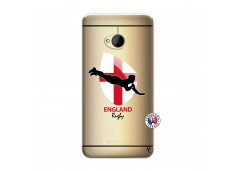 Coque HTC ONE M7 Coupe du Monde Rugby-England
