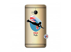 Coque HTC ONE M7 Coupe du Monde Rugby Fidji