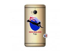 Coque HTC ONE M7 Coupe du Monde Rugby- Nouvelle Zélande
