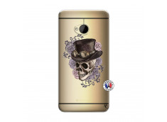 Coque HTC ONE M7 Dandy Skull