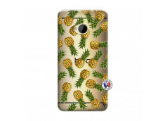 Coque HTC ONE M7 Ananas Tasia