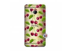 Coque HTC ONE M7 oh ma Cherry