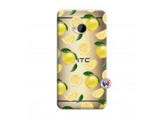 Coque HTC ONE M7 Lemon Incest