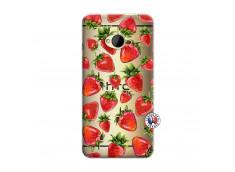 Coque HTC ONE M7 Ramène ta Fraise