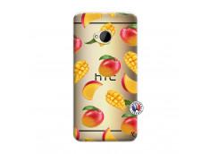 Coque HTC ONE M7 Mangue Religieuse