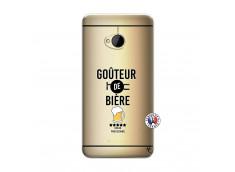 Coque HTC ONE M7 Gouteur De Biere