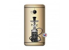 Coque HTC ONE M7 Jack Hookah