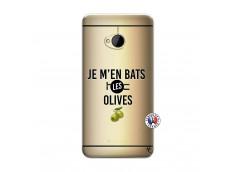 Coque HTC ONE M7 Je M En Bas Les Olives