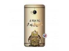 Coque HTC ONE M7 Je Peux Pas J Ai Rando