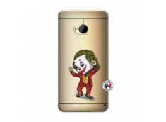 Coque HTC ONE M7 Joker Dance