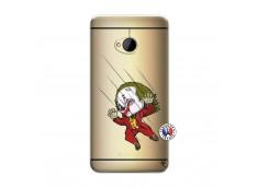 Coque HTC ONE M7 Joker Impact