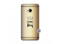 Coque HTC ONE M7 King