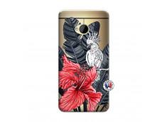 Coque HTC ONE M7 Papagal