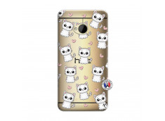 Coque HTC ONE M7 Petits Chats