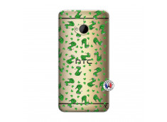 Coque HTC ONE M7 Petits Serpents