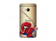 Coque HTC ONE M7 Spider Impact