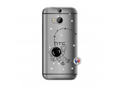Coque HTC ONE M8 Astro Girl