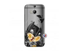 Coque HTC ONE M8 Bat Impact