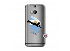 Coque HTC ONE M8 Coupe du Monde Rugby-Argentina