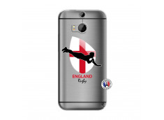 Coque HTC ONE M8 Coupe du Monde Rugby-England