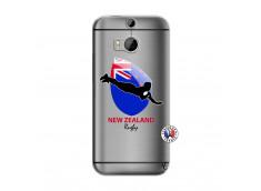 Coque HTC ONE M8 Coupe du Monde Rugby- Nouvelle Zélande