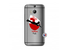 Coque HTC ONE M8 Coupe du Monde Rugby-Tonga