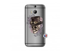 Coque HTC ONE M8 Dandy Skull