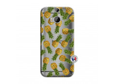Coque HTC ONE M8 Ananas Tasia