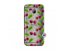 Coque HTC ONE M8 oh ma Cherry