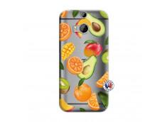 Coque HTC ONE M8 Salade de Fruits