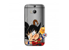Coque HTC ONE M8 Goku Impact